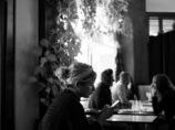 カフェの風景