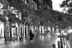 雨の日曜日