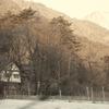安曇野の冬