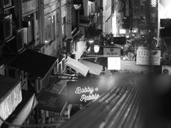 香港の夜を歩く ③