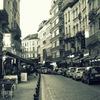 旧市街地を歩く
