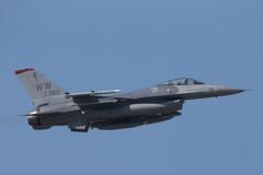 築城基地 日米共同訓練 F-16