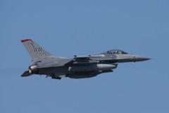 築城基地 日米共同訓練 F-16 (3)