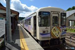 明知鉄道 きのこ列車
