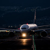 滑走路へ向かう 「Boeing 777-200 」