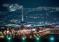 NIKON NIKON D750で撮影した(夜の出発便 SP500 F8)の写真(画像)