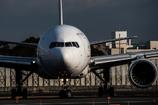大きな顔してます!^^ 「Boeing 777-300ER」