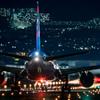 本日の最終便  「Boeing 777-200」