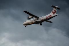 曇り空 「ATR-42-600」