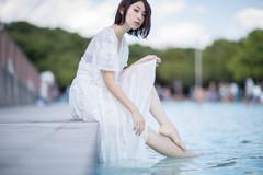 「水の愛、輝き心の音波」5