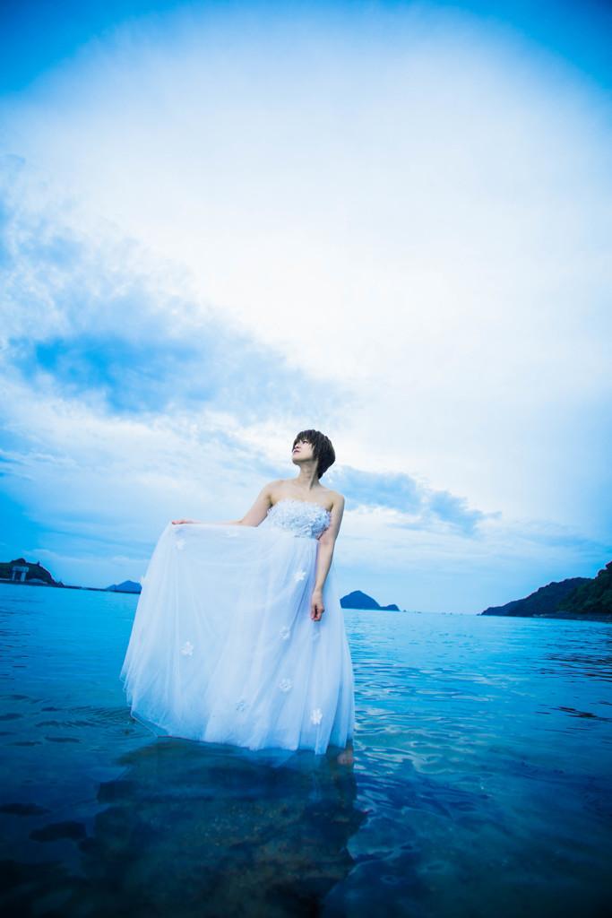 「海でダイナミ」  2