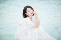 「水の愛、輝き心の音波」6