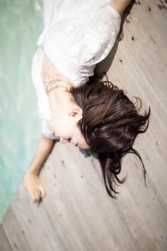 「水の愛、輝き心の音波」4