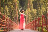 「蔵王橋 レッド ドレス バージョン」3