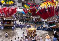PANASONIC DMC-GF7で撮影した(川渡神幸祭)の写真(画像)