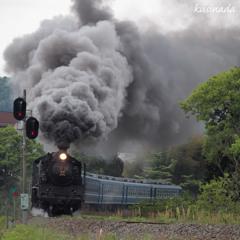 C56山口線〜有終の煙