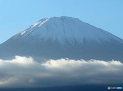 御殿場から富士山撮影
