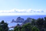 冬の海:佐多岬