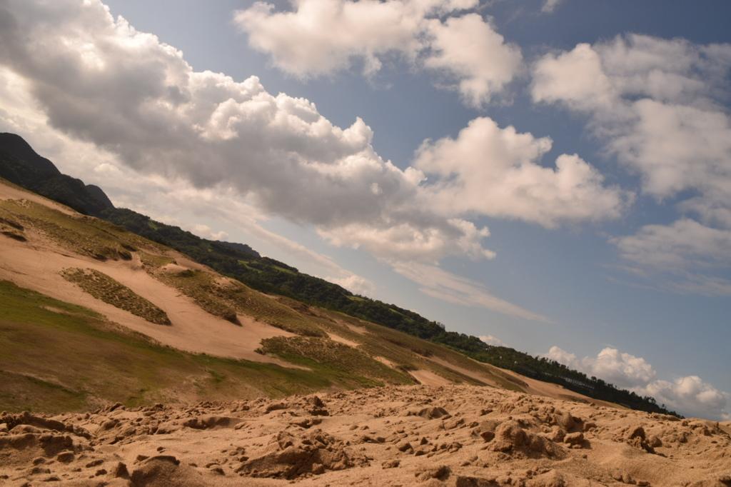素晴らしき自然 鳥取砂丘