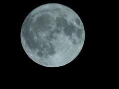 月齢15.41/十六夜の満月