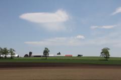 今日はこんな雲2