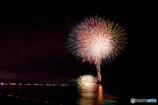 三浦海岸納涼まつり花火大会 -水中孔雀-
