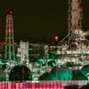 Negisi  Factory night view 2