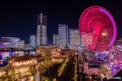 Minato Mirai Light-up
