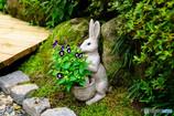 明月院Collection2017-花束を抱えたうさぎさん-