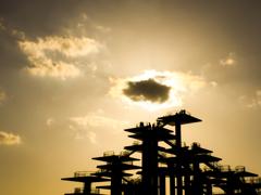 岬の展望塔…