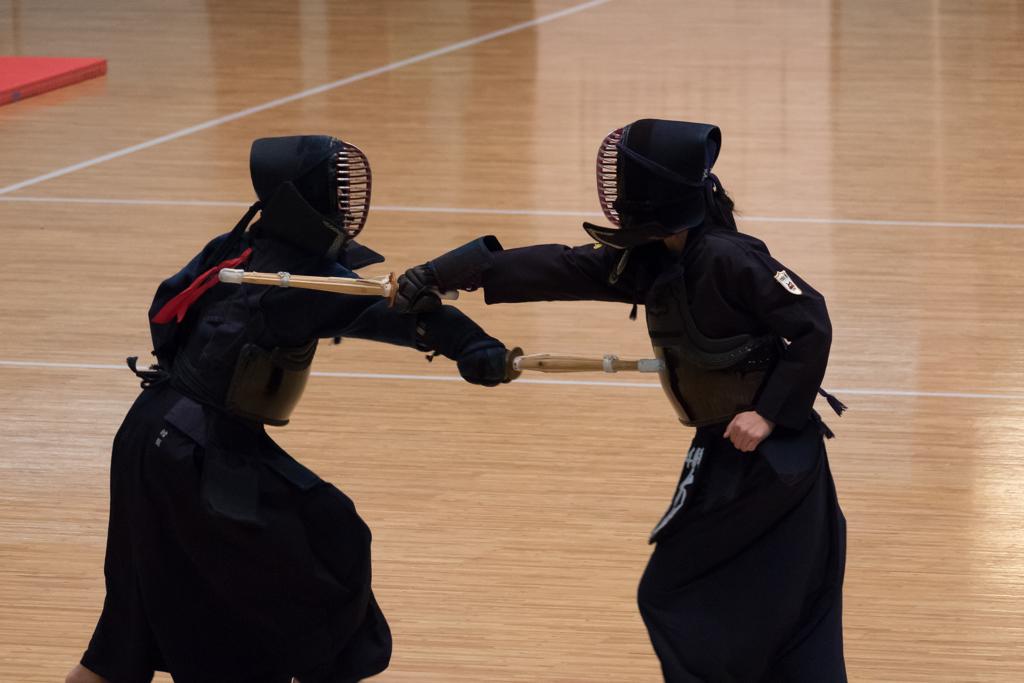 全日本短剣道大会 平成29年2月12日 女子