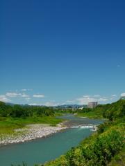 玉川上水の源を訪ねる01