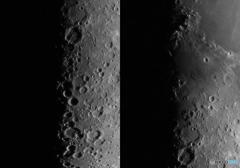 月面Xと月面V