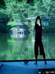 6月の石神井公園02
