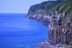 塩俵の断崖