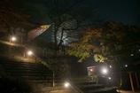 霧中の談山神社