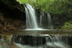 猿壺の滝Ⅱ