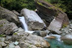 岩をも引き裂いて ~安居渓谷Ⅲ~