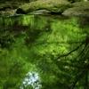 緑鏡 ~赤目四十八滝~