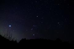 高知の夜空Ⅰ