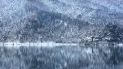余呉湖冬景Ⅰ