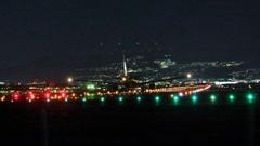 伊丹空港夜景