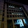 通勤夜景 ~大阪市役所本庁舎~