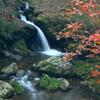 鳴瀑 ~るり渓の秋~