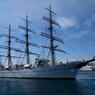 海王丸の出港