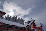 越の国の冬空 ②