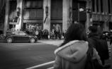 街の情景~新宿3丁目あたり~