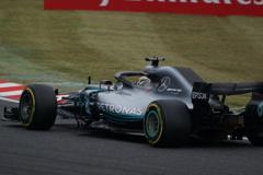 2018F1日本GP