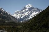 ニュージーランド最高峰・マウントクック
