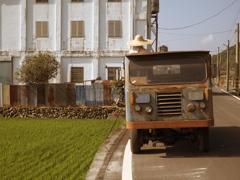 老いぼれトラック